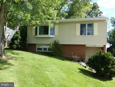 1527 Aiden Drive, Woodbridge, VA 22191 - #: VAPW505464