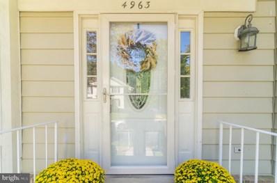 4963 Lambsgate Lane, Woodbridge, VA 22193 - #: VAPW505770