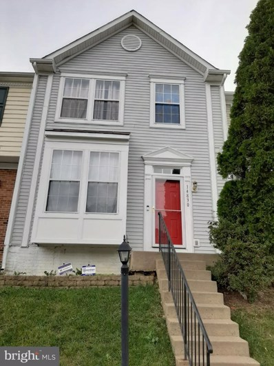 14830 Winding Loop, Woodbridge, VA 22191 - #: VAPW505802
