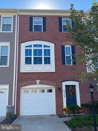 4517 Potomac Highlands Circle UNIT 134, Triangle, VA 22172 - #: VAPW507274