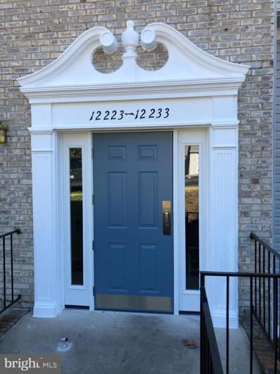 12227 Stevenson Court, Woodbridge, VA 22192 - #: VAPW507286