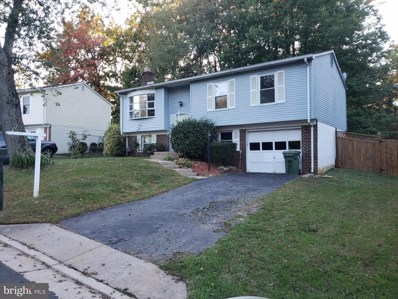 5674 Saffron Lane, Woodbridge, VA 22193 - MLS#: VAPW507714
