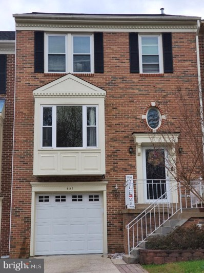 4147 Bancroft Lane, Woodbridge, VA 22192 - #: VAPW510730
