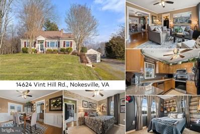 14624 Vint Hill Road, Nokesville, VA 20181 - #: VAPW512452