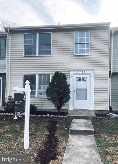 3627 Wharf Lane, Triangle, VA 22172 - #: VAPW513096