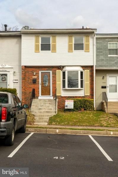 1442 Featherstone Road, Woodbridge, VA 22191 - #: VAPW513174