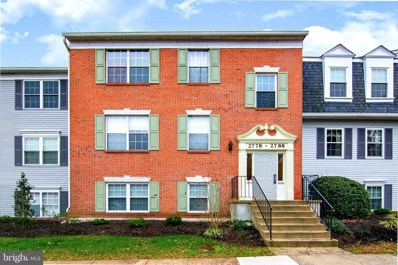 2784 Bordeaux Place, Woodbridge, VA 22192 - #: VAPW513448