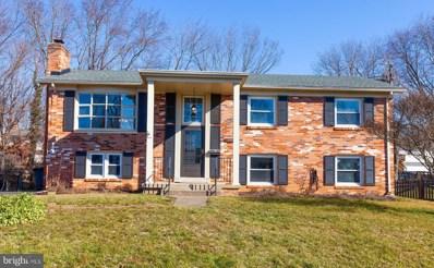 14803 Danville Road, Woodbridge, VA 22193 - #: VAPW513732