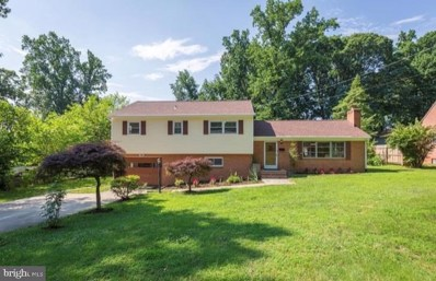 1505 Forest Lane, Woodbridge, VA 22191 - #: VAPW515528
