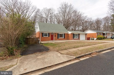 3537 Forestdale Avenue, Woodbridge, VA 22193 - #: VAPW517376