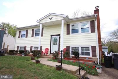 13870 Langstone Drive, Woodbridge, VA 22193 - #: VAPW518340