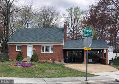 1708 Sharp Drive, Woodbridge, VA 22191 - #: VAPW519414