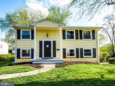 4205 Gregg Street, Woodbridge, VA 22193 - #: VAPW519652