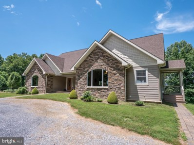 21654 Forest Homes Dr., Elkton, VA 22827 - #: VARO101382