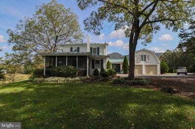 1140 Hickory Lane, Fort Valley, VA 22652 - #: VASH106794