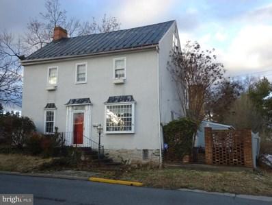 124 W Spring Street, Woodstock, VA 22664 - #: VASH112808