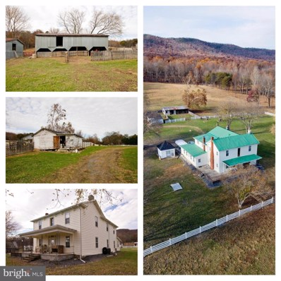 16015 Back Road, Strasburg, VA 22657 - #: VASH114088