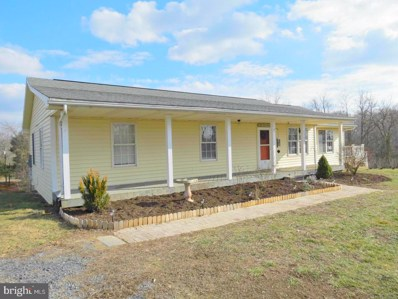 1722 Fravel Road, Woodstock, VA 22664 - #: VASH114302