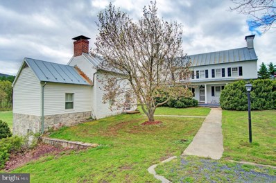 2748 Zion Church Road, Maurertown, VA 22644 - #: VASH115444