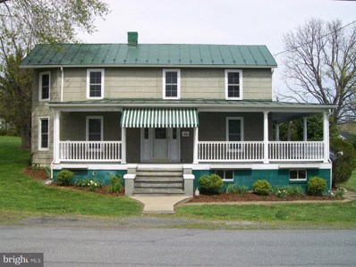 628 Branch Street, Strasburg, VA 22657 - #: VASH115984