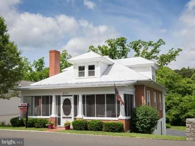 471 N Massanutten Street, Strasburg, VA 22657 - #: VASH116032
