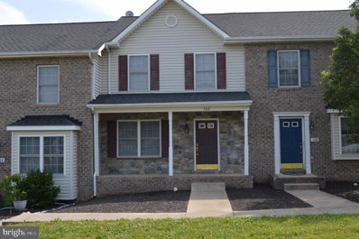 132 Founders Way, Strasburg, VA 22657 - #: VASH116086