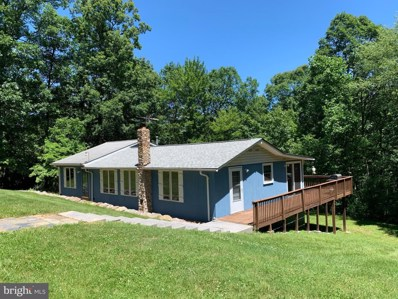 166 Mine Mountain Lane, Fort Valley, VA 22652 - #: VASH116264