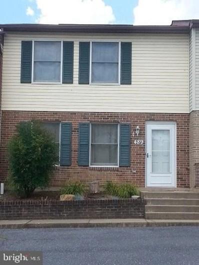 489 N Water Street, Woodstock, VA 22664 - #: VASH116538