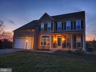 201 Princess Caroline Court, Edinburg, VA 22824 - #: VASH117728