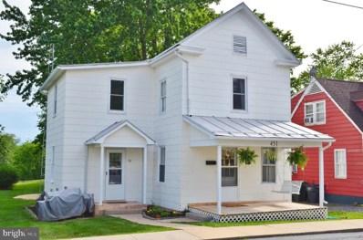 451 Orchard Street, Strasburg, VA 22657 - #: VASH119446