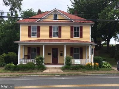 415 S Main Street, Woodstock, VA 22664 - #: VASH119944