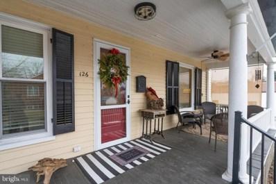 126 E High Street, Woodstock, VA 22664 - #: VASH121428