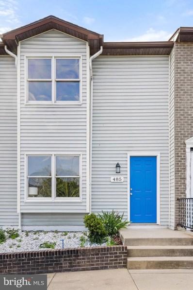 485 N Water Street, Woodstock, VA 22664 - #: VASH122538