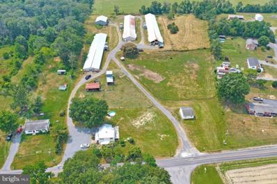 1527 Back Road, Woodstock, VA 22664 - #: VASH2000450