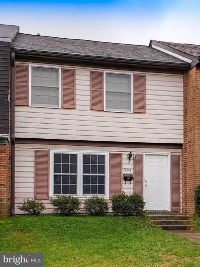 302 Garfield Court, Fredericksburg, VA 22408 - #: VASP165092