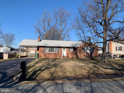 4112 Redwood Circle, Fredericksburg, VA 22408 - #: VASP2000040