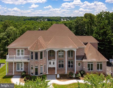 3714 Fairways Court, Fredericksburg, VA 22408 - #: VASP2000044