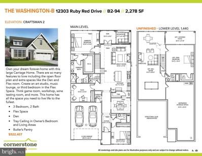 12303 Ruby Red Drive, Fredericksburg, VA 22407 - #: VASP2000175
