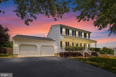 9906 Shadowridge Court, Fredericksburg, VA 22407 - #: VASP2000400