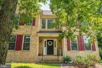 4310 Mount Vernon Place, Fredericksburg, VA 22408 - #: VASP2000724
