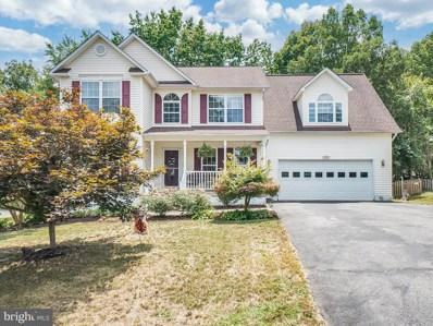 3722 Winding Hollow Drive, Fredericksburg, VA 22408 - #: VASP2001356