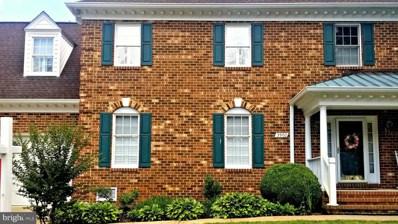 3902 Corbin Hall Lane, Fredericksburg, VA 22408 - #: VASP211124