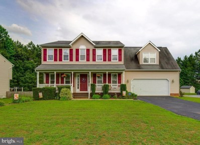 3801 Lancaster Ring Road, Fredericksburg, VA 22408 - #: VASP213490