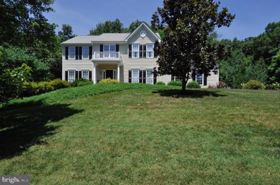 12806 Willow Point Drive, Fredericksburg, VA 22408 - #: VASP214004