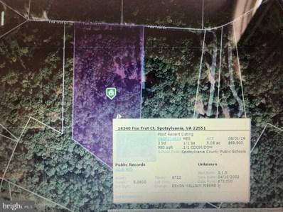 14340 Fox Trot Court, Spotsylvania, VA 22551 - #: VASP214624