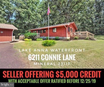 6211 Connie Lane, Mineral, VA 23117 - #: VASP214642