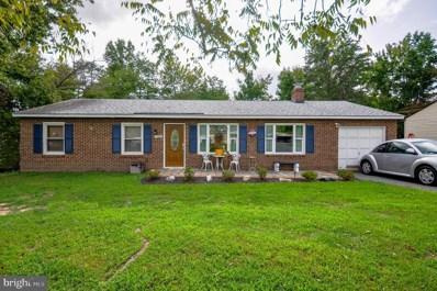 11202 Old Leavells Road, Fredericksburg, VA 22407 - #: VASP215010
