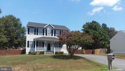 8713 New Castle Court, Fredericksburg, VA 22408 - #: VASP215500