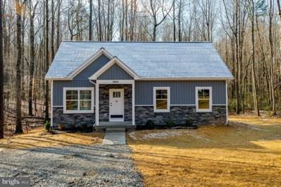11514 Wilderness Park Drive, Spotsylvania, VA 22551 - #: VASP218230
