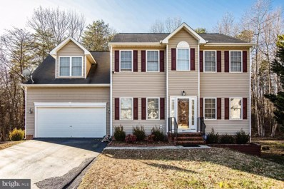 6914 Violet Drive, Fredericksburg, VA 22407 - #: VASP218884